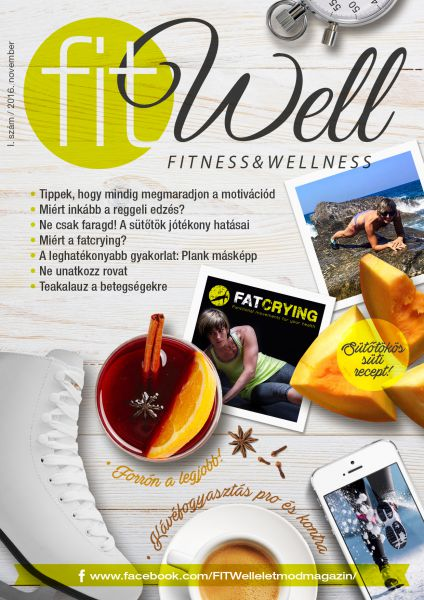 FITWell-életmód magazin (NOVEMBER) - Ebook
